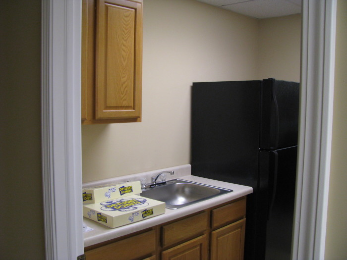 After - Small Kitchen Area